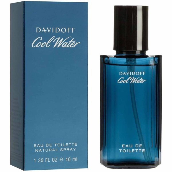 Davidoff Cool Water Men, Eau de Toilette