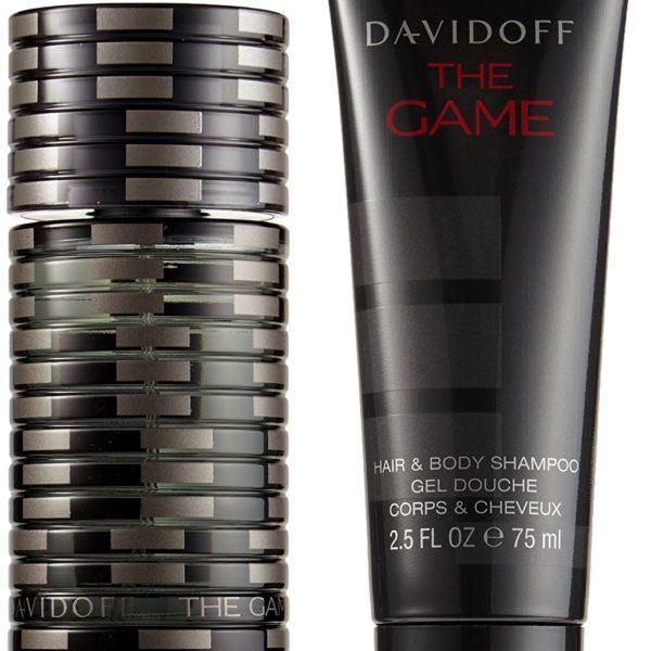 Davidoff The Game homme/man, Geschenkset