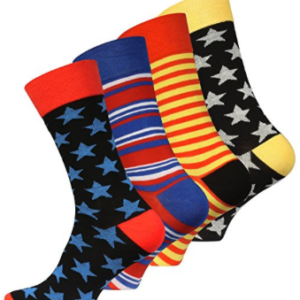 4 oder 8 Paar Original Vincent Creation® Herren Trend-Socken