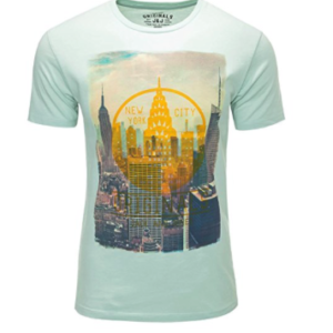 Jack & Jones Originals T-Shirt Kurzarmshirt Print-Shirt