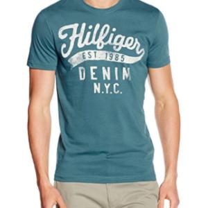 Hilfiger Denim Herren Thdm CN T-Shirt