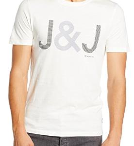 JACK & JONES Herren T-Shirt Jcomalaga Tee Ss Crew Neck