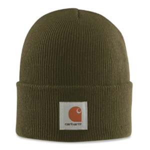 Carhartt A18 Watch Beanie Hat (army-grün)