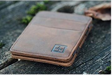 Magic Wallet mit Münzfach und RFID Schutz