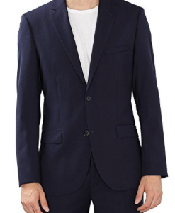 ESPRIT Collection Herren Anzugsjacke Regular Fit