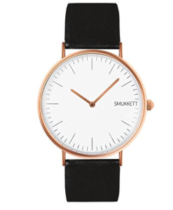 SMUKKETT Watch flache Herren